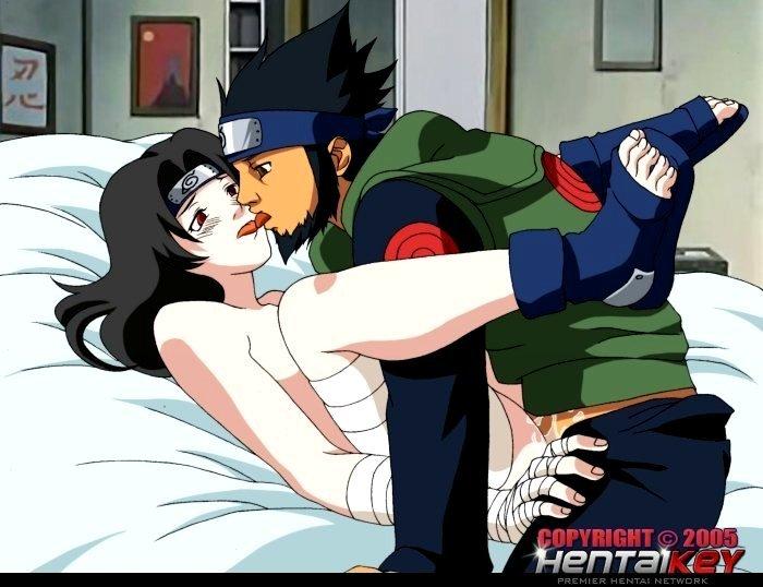 Hentai Naruto » Archive du Blog » Asuma x Kurenai